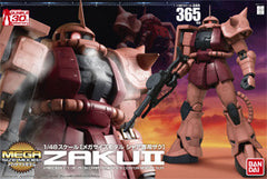 Mega Size 1/48 MS-06S Char's Zaku II Model Kit