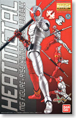 MG Figure-Rise 1/8 Kamen Rider Double Heat Metal Model Kit