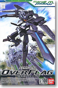 Gundam 00: 1/100 Over Flag Model Kit