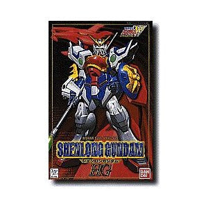 Gundam Wing: 1/100 Shenlong Gundam Model Kit