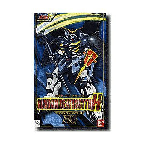 Gundam Wing: 1/100 Deathscythe Hell Custom Gundam Model Kit