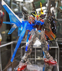 HG 1/144 Build Strike Gundam Clear Color Ver. [Gundam Expo Exclusive]