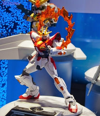HG 1/144 Build Burning Gundam