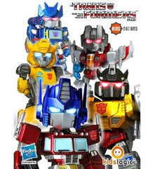 Kids Logic Kids Nation Transformers G1 Mini Figurine Set