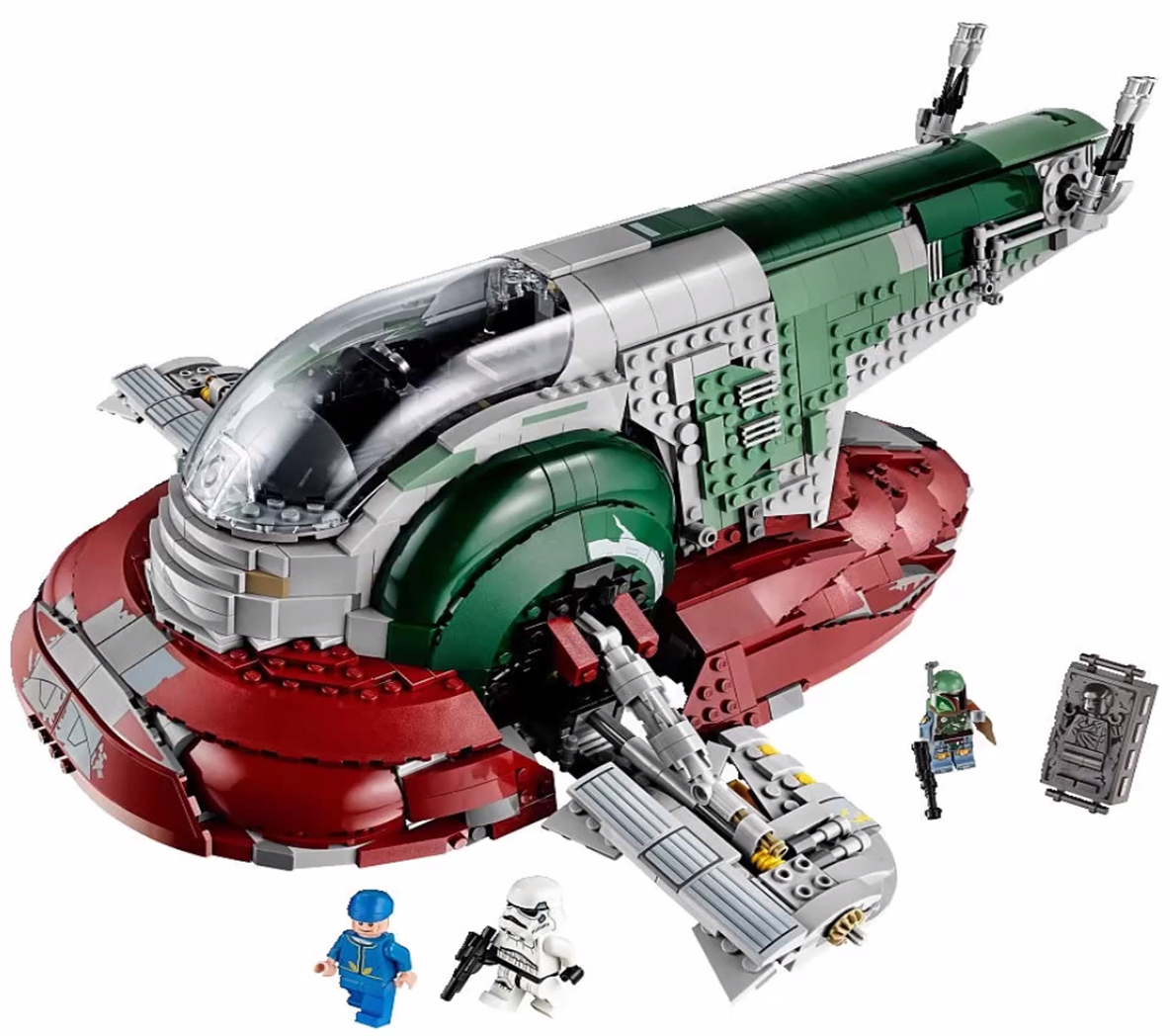 LEGO STAR WARS (75060) Slave I 1 Set 75060 with Boba Fett Ultimate Collectors Series