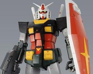 Bandai Hobby Online Shop Exclusive: MG 1/100 RX-78-2 Gundam Ver. 2.0 Real Type Color