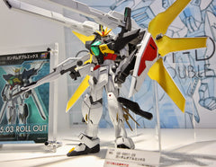 MG 1/100 Gundam Double X