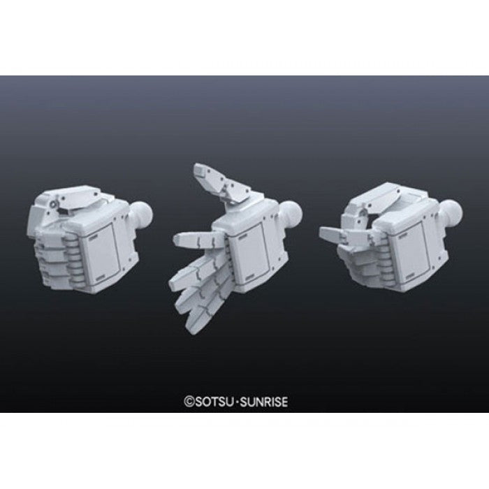 Gunpla Builders Parts HD EFSF MS Hand 01 1/144