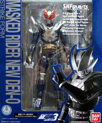 S.H. Figuarts - Kamen Rider New Den-O Strike Form (Trilogy Version)