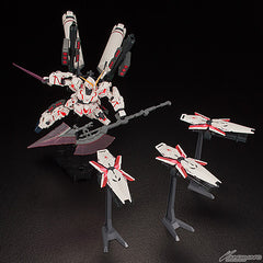 HGUC 1/144 Full Armor Unicorn Gundam [Destroy Mode / Red Color Ver.]