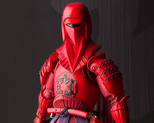 Star Wars: Akazonae Royal Guard [Bandai Tamashii Nations Meisho Movie Realization]