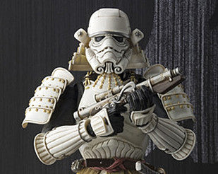 Star Wars: Ashigaru Strom Trooper [Bandai Movie Realization Figure]