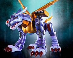 Bandai Tamashii Nations S.H. Figuarts Metal Garurumon [P- Bandai Exclusive]