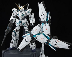 PG 1/160 Unicorn Gundam Final Battle Ver.  [P-Bandai Exclusive]