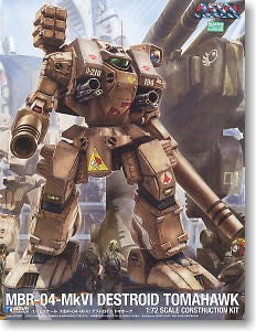Macross: 1/72 MBR-04 Mk-VI Destroid Tomahawk Model Kit