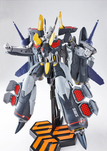 DX Chogokin Macross F VF-25S Armored Parts - Ozma Custom Renewal Ver. [Tamashii Web Shop Exclusive]