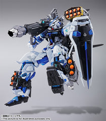 Metal Build Gundam Astray Blue Frame Full Weapon
