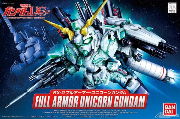 SD BB Full Armor Unicorn Gundam