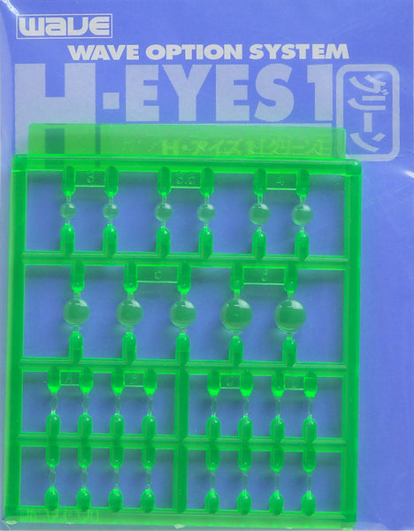 Wave - H-Eyes1 (Green) [OP-253]