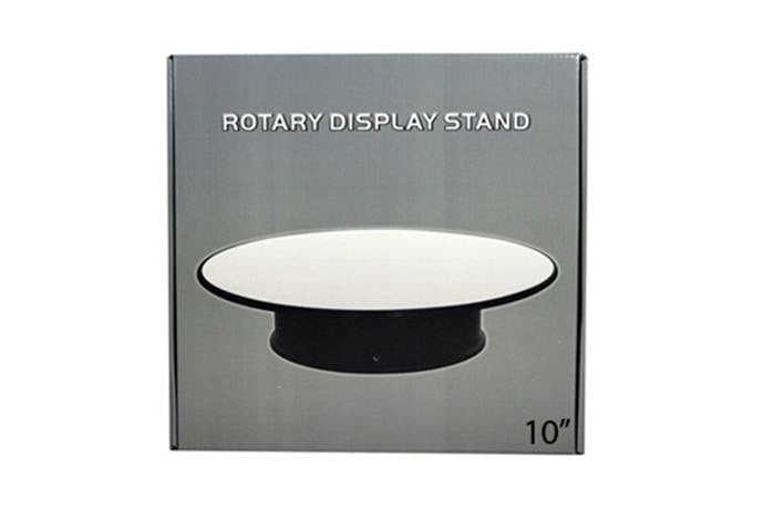 Rotary Rotating Display Stand (10 Inches)