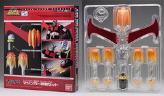 Super Robot Chogokin Mazinger Z Weapon Set