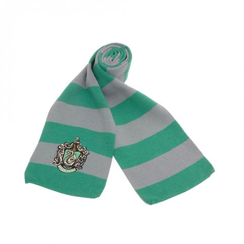 SALE - Harry Potter Knitted Scarf - Green