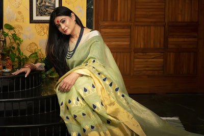 Handcrafted Sarees