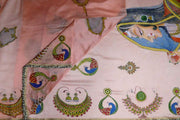 Hand Painted Sarees-Bani Thani