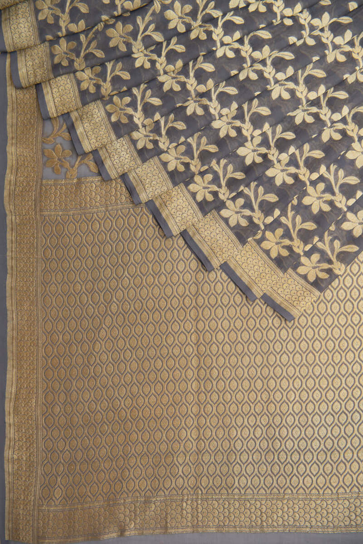 Banarasi Georgette Saree