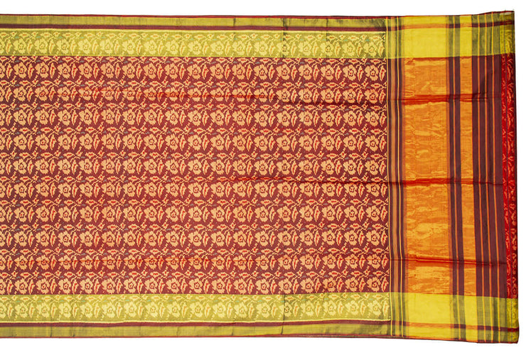 Silk Patola Saree