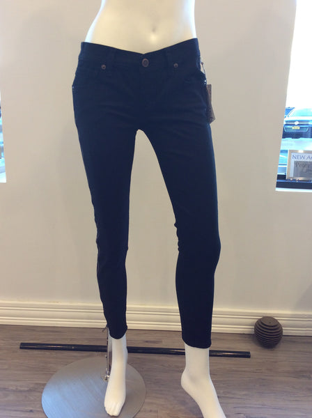Free People Levon Zipper Jean