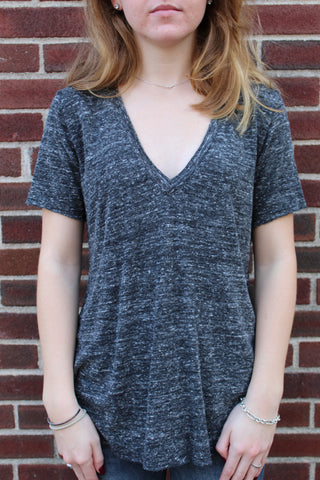 Bella Dahl Easy V Neck Tee