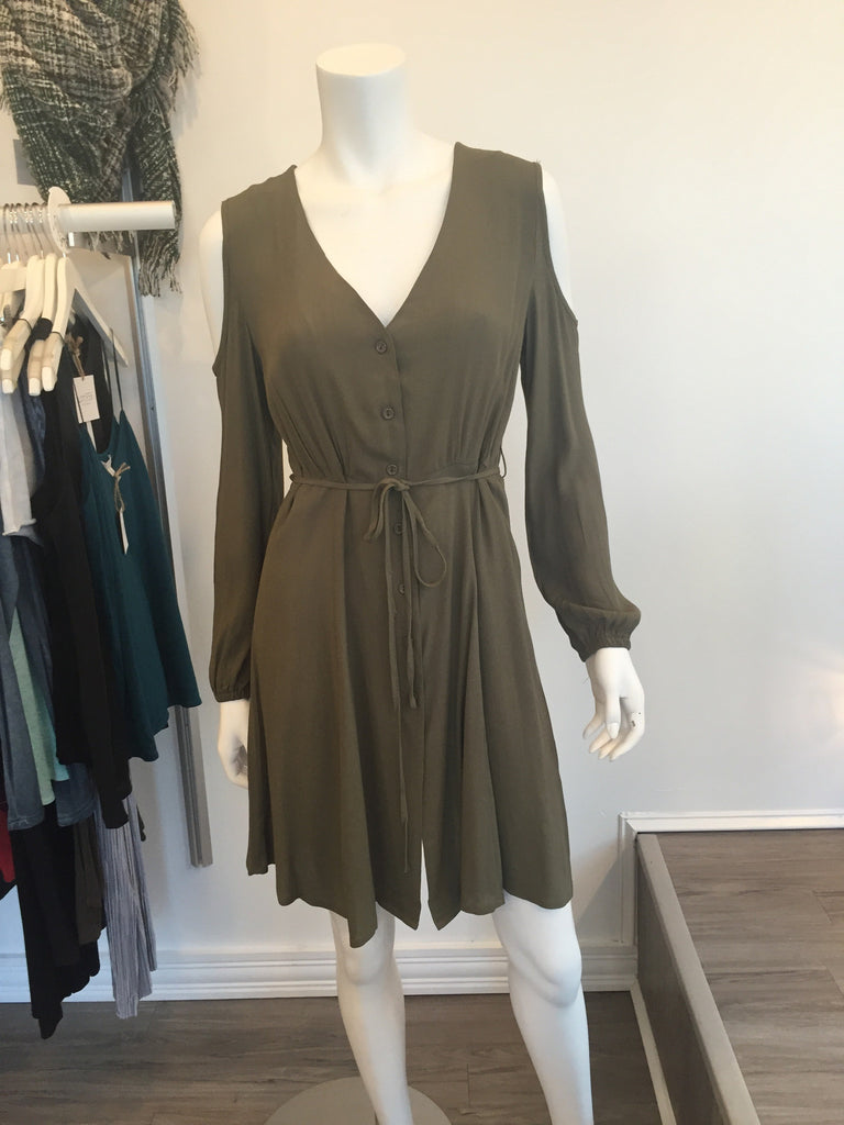 Glamorous Cold Shoulder Dress