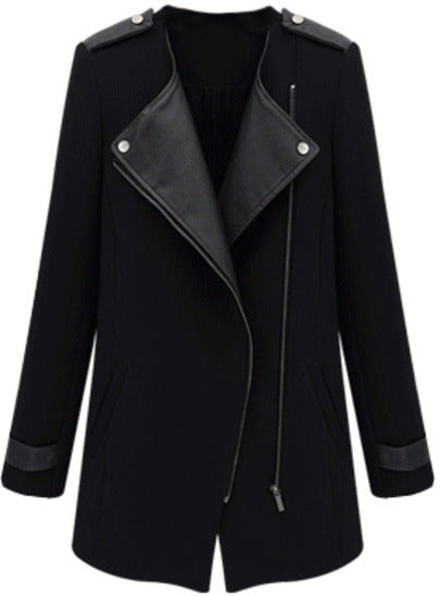 Kendell Black Jacket