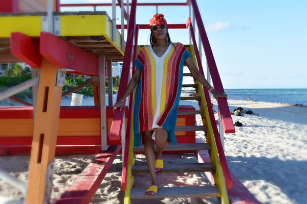 Miami Beach Dress - The Mixed Hanger