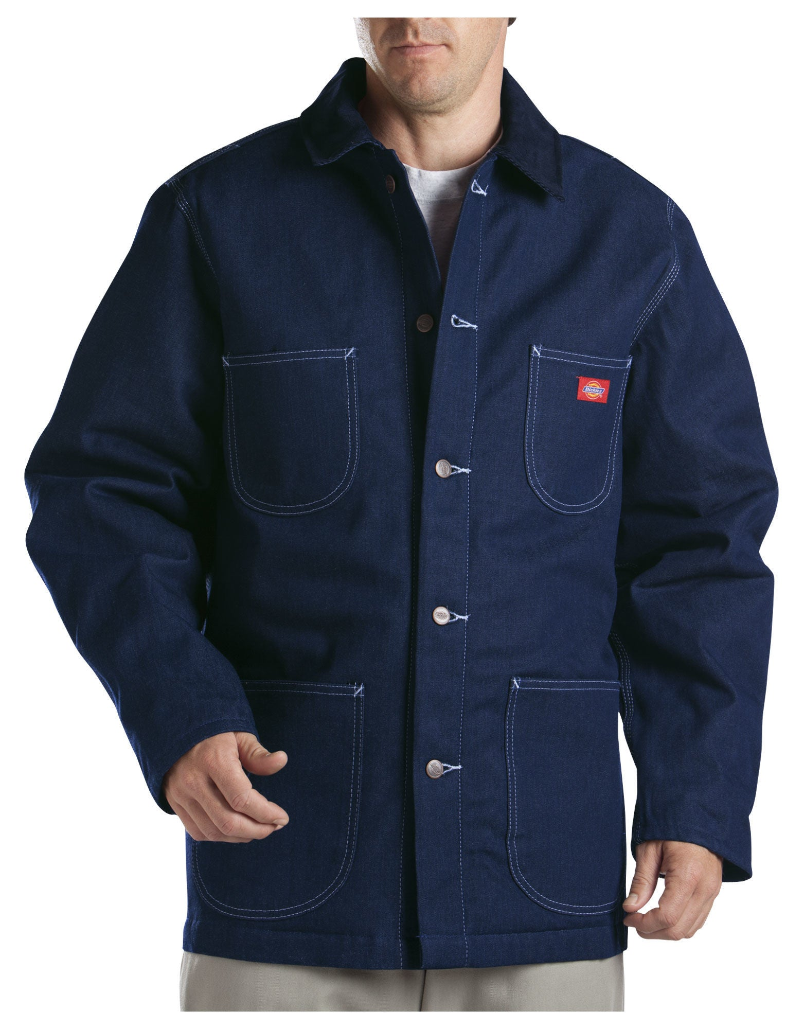 9934d492f3 Dickies Denim Blanket Lined Chore Coat #3494 – ValueMaxx