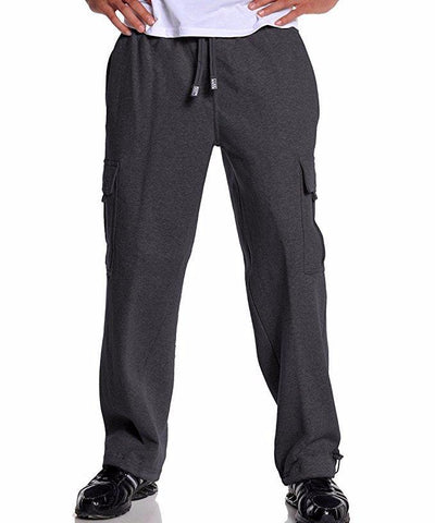 590714397a PROCLUB-FLEECE CARGO SWEAT PANTS