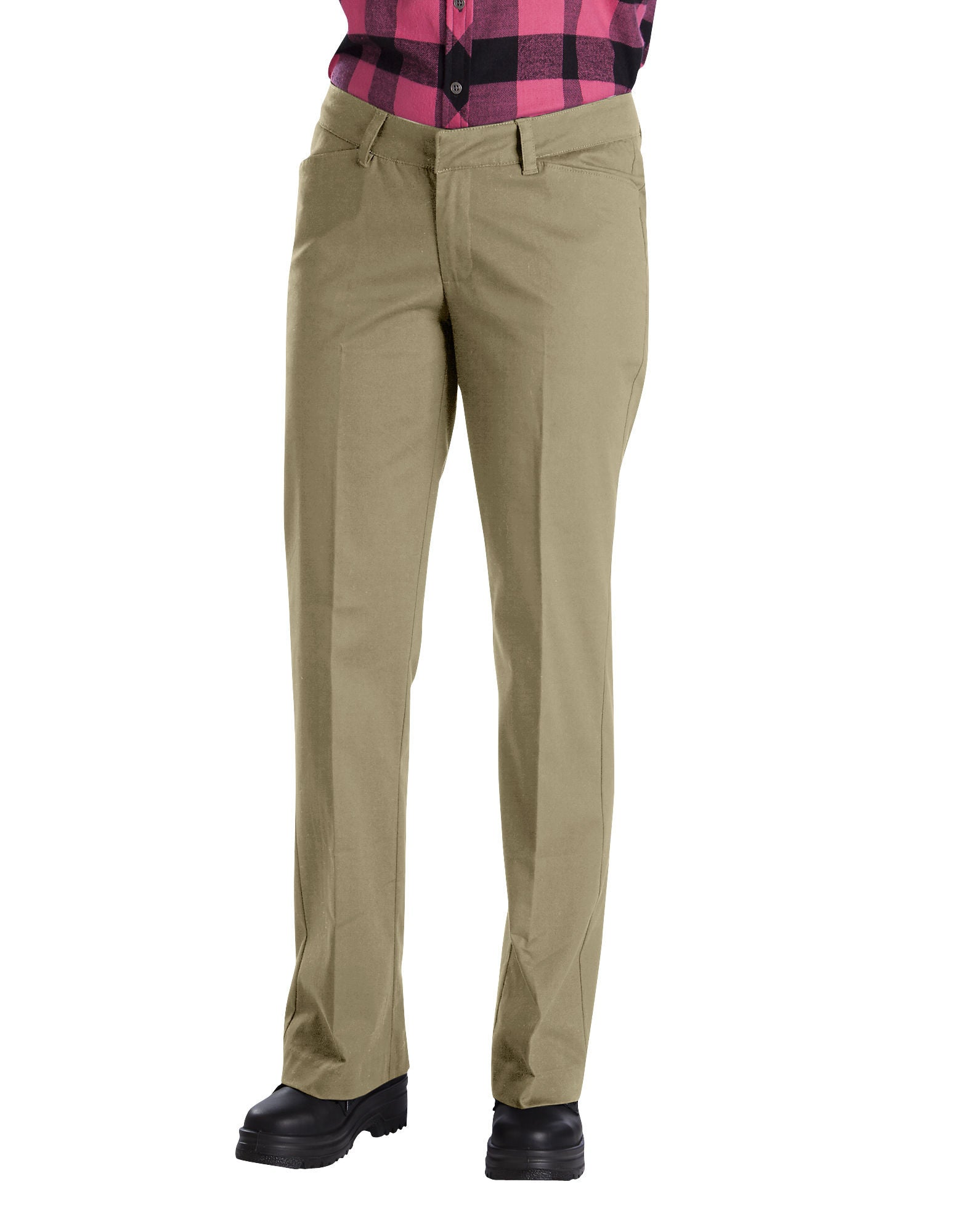 9dcdd15c8be Dickies - Women s Relaxed Straight Stretch Twill Pant – ValueMaxx