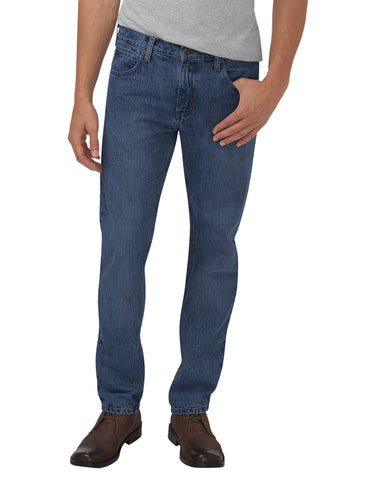 32b461d8ff Dickies X-Series Slim Fit Straight Leg 5-Pocket Denim Jean #XD710