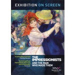Exhibition On Screen - The Impressionists and the Man Who Made Them - DVD