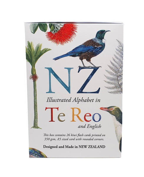 Te Reo ABC - Wall Frieze