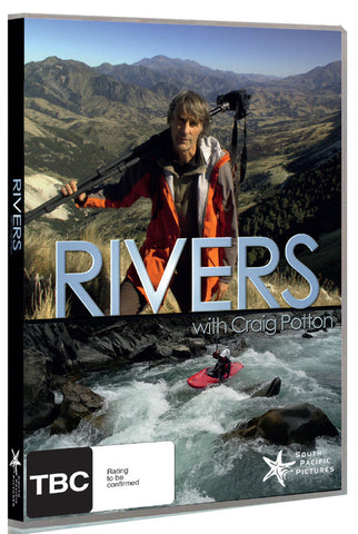 Rivers with Craig Potton - 2010 - DVD