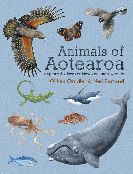 Animals of Aotearoa: Explore and Discover New Zealand's Wildlife