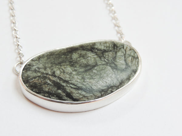 South Westland Beach Pebble Pendant