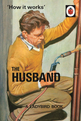The Ladybird Book of How it Works: The Husband