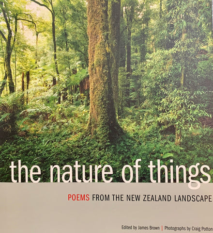 The Nature of Things: Poems from the New Zealand Landscape
