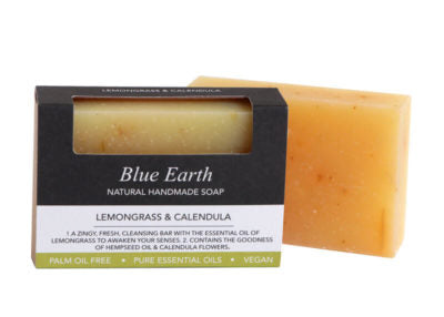 Lemongrass & Calendula Soap - single bar