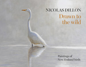 Drawn to the Wild - Paintings of New Zealand Birds