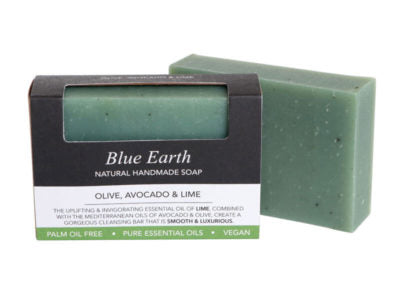 Olive, Avocado & Lime Soap - single bar