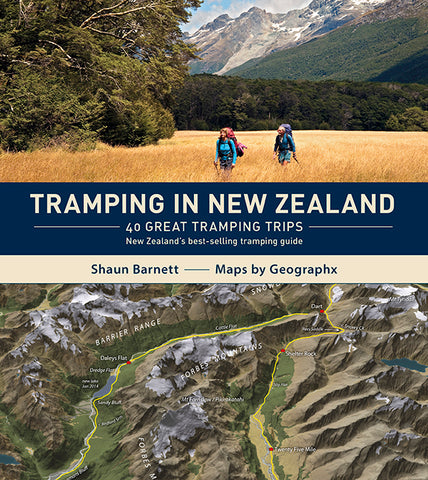 Tramping in New Zealand - 2nd Edition